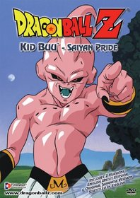 Dragon Ball Z - Kid Buu - Saiyan Pride