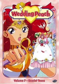 Wedding Peach, Vol. 7: Scarlet Tears