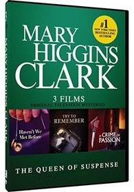 Mary Higgins Clark - 3 Films