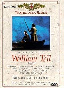 Gioachino Rossini - William Tell / Luca Ronconi · Riccardo Muti · G. Zancanaro · C. Merritt · Teatro alla Scala