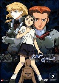 Blue Gender (Vol. 2)