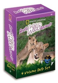National Geographic's Really Wild Animals Gift Set