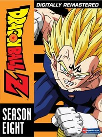 Dragon Ball Z: Season Eight (Babidi & Majin Buu Sagas)