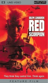 Red Scorpion [UMD for PSP]