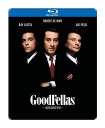 Goodfellas (SteelBook Packaging) [Blu-ray]