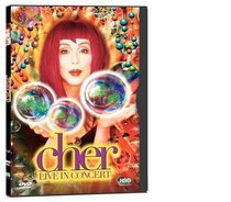 Cher - Live in Concert