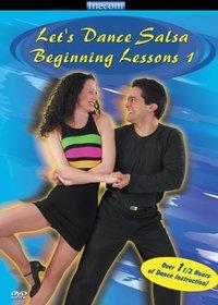Let's Dance Salsa - Beginning Lessons 1 DVD