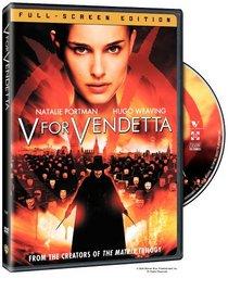 V for Vendetta (Full Screen Edition)
