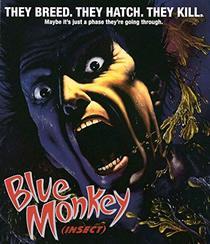 Blue Monkey (AKA Insect) [Blu-ray]