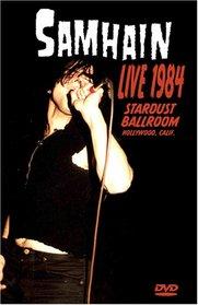 Samhain - Live 1984 at the Stardust Ballroom