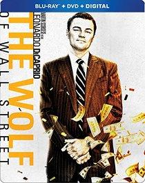 The Wolf Of Wall Street [Blu-ray + DVD]
