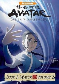 Avatar The Last Airbender - Book 1 Water, Vol. 2