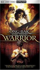 Ong Bak - The Thai Warrior [UMD for PSP]