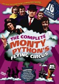 The Complete Monty Python's 16 Ton Megaset: Flying Circus