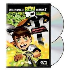 Ben 10: The Complete Season 2