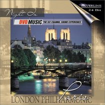 Night in Paris - London Philharmonic (DVD Audio)