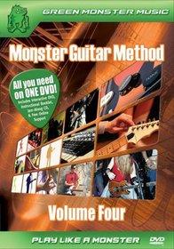 Monster Guitar Method, Vol. 4