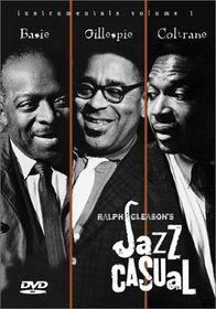 Jazz Casual DVD (Count Basie, John Coltrane, Dizzy Gillespie)