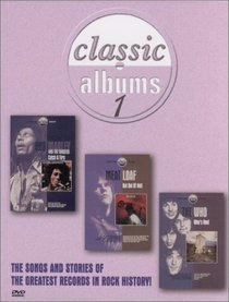 Classic Albums 1 - Bob Marley, Meat Loaf, The Who