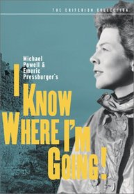 I Know Where I'm Going! - Criterion Collection