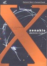 Xenakis: Electronic Music, Vol. 1 - La Legende d'Eer