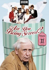 Are You Being Served?, Vol. 11