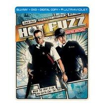Hot Fuzz [Blu-ray Steelbook]