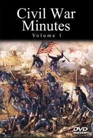 Civil War Minutes - Union Volume 1 DVD