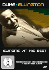 Duke Ellington Swinging at His Best