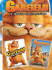 Garfield: 2-Movie Collection - (Garfield: The Movie/Garfield: A Tail of Two Kitties)