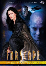 Farscape - Season 3, Collection 1 (Starburst Edition)