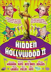Hidden Hollywood, Vol. 2 - More Treasures from the 20th Century Fox Vaults