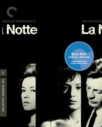 La Notte (Criterion Collection) [Blu-ray]