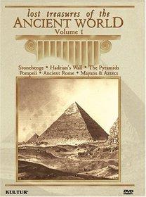 Lost Treasures of the Ancient World, Volume 1 [Boxed Set]: Stonehenge, Hadrian's Wall, The Pyramids, Pompeii, Ancient Rome, Mayans & Aztecs