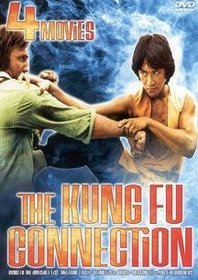 The Kung Fu Connection 4 Movie Pack