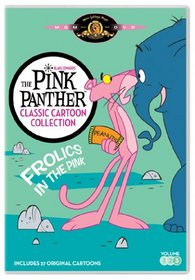 The Pink Panther Classic Cartoon Collection, Vol. 3: Frolics in the Pink