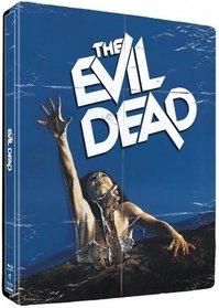 Evil Dead Steelbook [Blu-ray]
