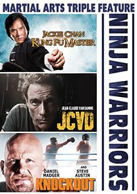 Ninja Warriors Martial Arts Triple Feature