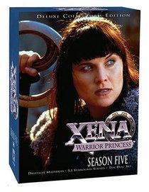 Xena Warrior Princess - Season Five