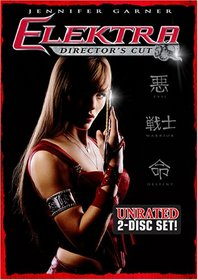 Elektra - The Director's Cut (Two-Disc Collector's Edition)