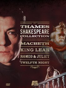 The Thames Shakespeare Collection (Macbeth / King Lear / Romeo & Juliet / Twelfth Night)