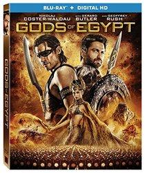 Gods of Egypt [Blu-ray + Digital HD]