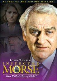 Inspector Morse - Who Killed Harry Field?