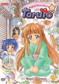 Magical Meow Meow Taruto, Vol. 3: Magical Journeys