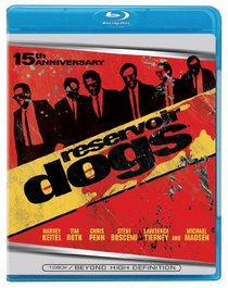 Reservoir Dogs (15th Anniversary) [Blu-ray]