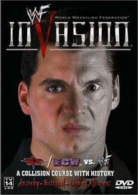 WWE - Invasion 2001 [Region 1]