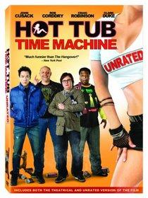 Hot Tub Time Machine