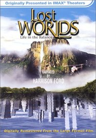 LOST WORLDS:LIFE IN THE BALANCE