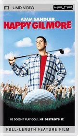 Happy Gilmore [UMD for PSP]