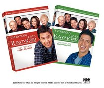 Everybody Loves Raymond - The Complete First And Second Seasons